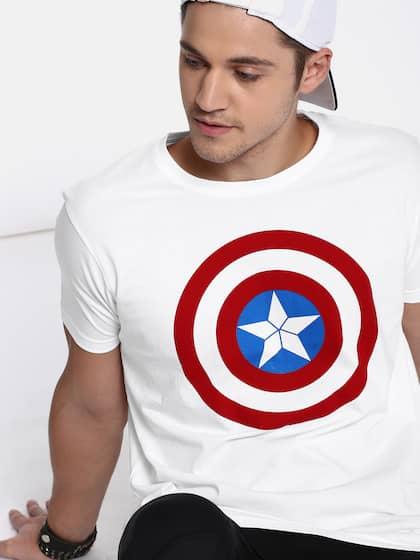 L, Shirt  Size S Kids Boy/'s Marvel Comics Avengers Black Panther T