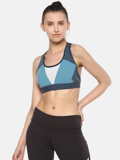 ccad6cbc Sports Bra - Shop Online For Women Sports Bras in India | Myntra