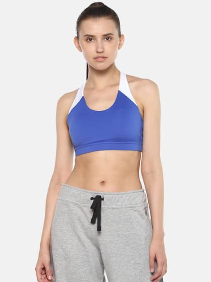 6447ccc6a1df34 Sports Bra - Shop Online For Women Sports Bras in India | Myntra