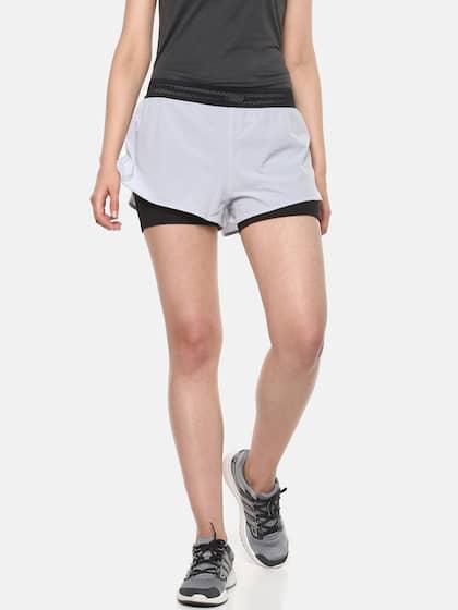 e8654bad Reebok Shorts - Buy Reebok Shorts for Men & Women | Myntra