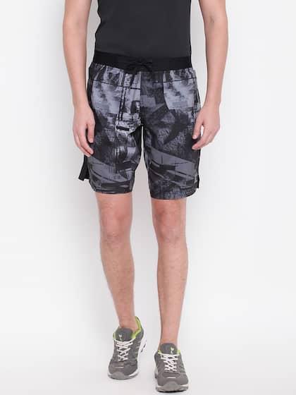 14b1f393 Reebok Shorts - Buy Reebok Shorts for Men & Women | Myntra