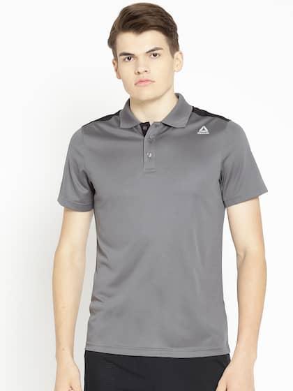 ba30ad38d2e Reebok Tshirts - Buy Reebok Tshirts Online in India | Myntra