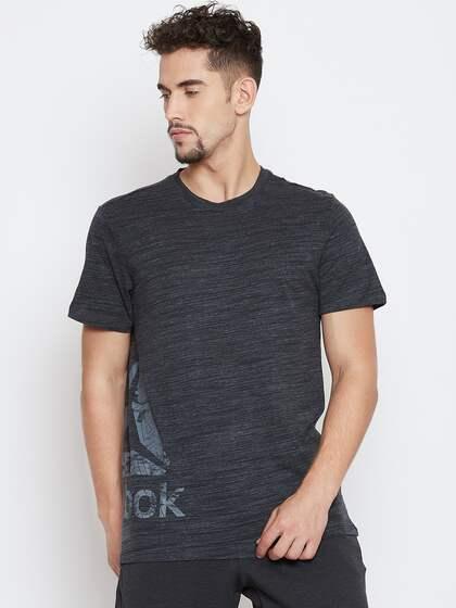8ababaadd0 Reebok Tshirts - Buy Reebok Tshirts Online in India | Myntra