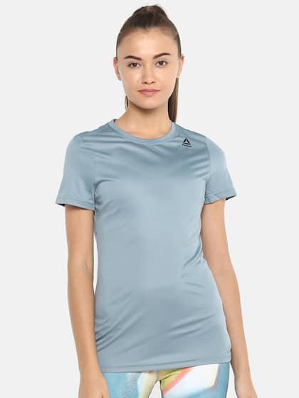 a117fc7a16a1 Reebok Tshirts - Buy Reebok Tshirts Online in India | Myntra