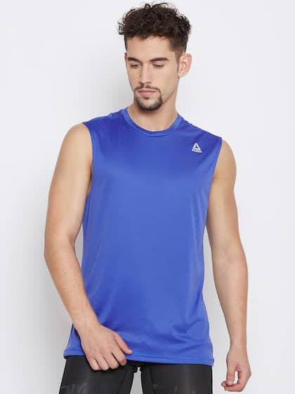 9647e230 Reebok Tshirts - Buy Reebok Tshirts Online in India | Myntra