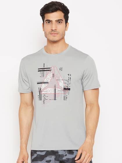 f35fe45b69 Reebok Tshirts - Buy Reebok Tshirts Online in India   Myntra