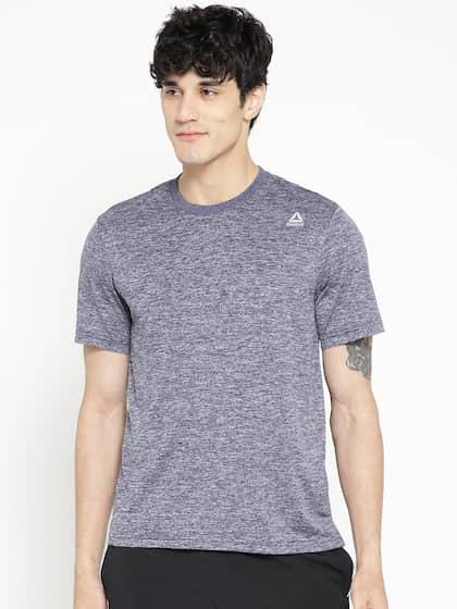 6b95dd56 Reebok Tshirts - Buy Reebok Tshirts Online in India | Myntra