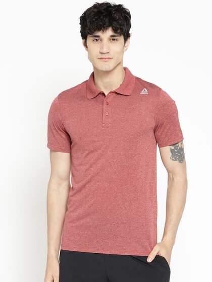 490afde590 Reebok Tshirts - Buy Reebok Tshirts Online in India | Myntra