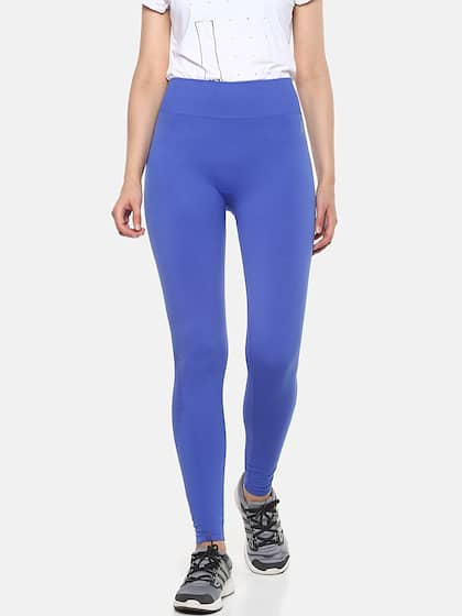 4399ead6676 Women Reebok Tights - Buy Women Reebok Tights online in India