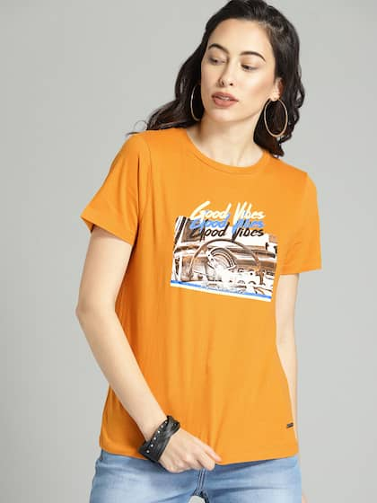92ce31c1 T-Shirts - Buy TShirt For Men, Women & Kids Online in India | Myntra