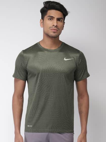 90488b42 Nike TShirts - Buy Nike T-shirts Online in India   Myntra