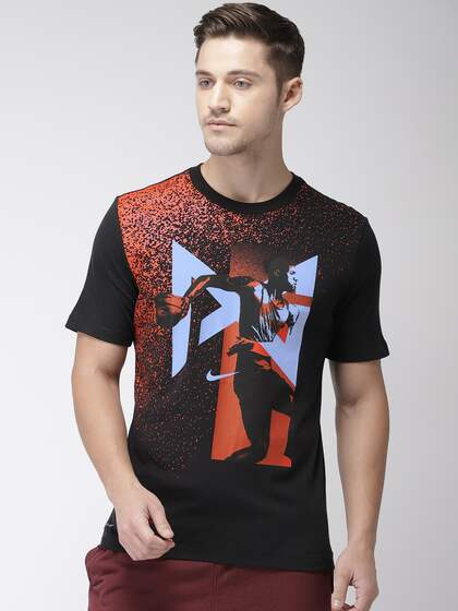 0614e7bc Nike TShirts - Buy Nike T-shirts Online in India | Myntra