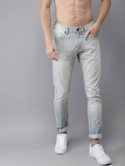 b668427d5f970f Jeans - Buy Jeans for Men, Women & Kids Online in India | Myntra