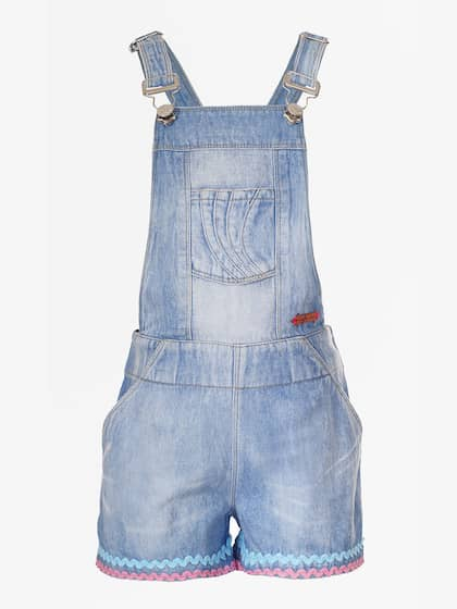 506fd62396f7 Girls Dungarees - Buy Girls Dungarees online in India