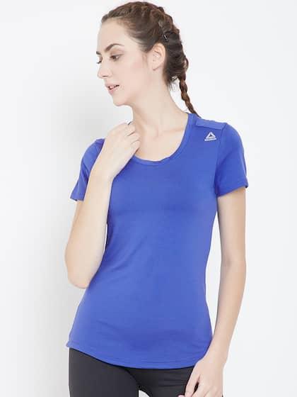 0deaab95 Reebok Tshirts - Buy Reebok Tshirts Online in India | Myntra