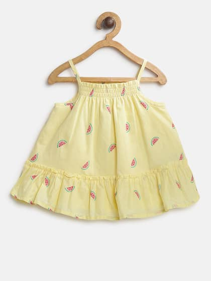 fa36e91ce48c Baby Girls Dresses - Buy Dresses for Baby Girl Online in India