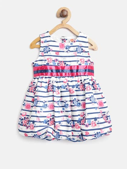 cbedb6a6f Baby Dresses - Buy Dress for Babies Online at Best Price