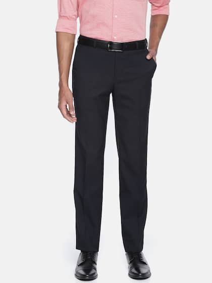 dd110759 Raymond Black Trousers - Buy Raymond Black Trousers online in India