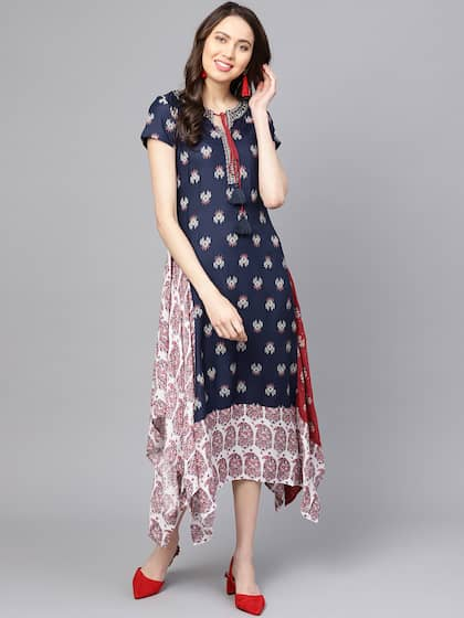 7eb12fb20b One Piece Dress - Buy One Piece Dresses for Women Online in India