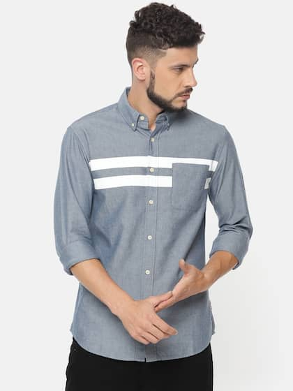 19cc7bbd Slim Fit Shirts | Buy Slim Fit Shirts Online in India at Best Price