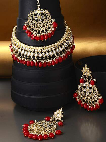 f8fad7891a0 Artificial Jewellery Set - Buy Artificial Jewellery Set online in India