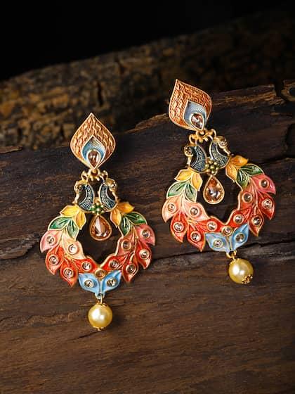 20604c9cbe Ethnic Jewellery   Buy Ethnic Jewelleries Set Online in India