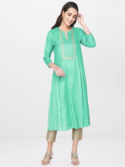 aba306e4bbdd Global Desi - Buy Global Desi Kurtis, Kurtas, Dresses Online