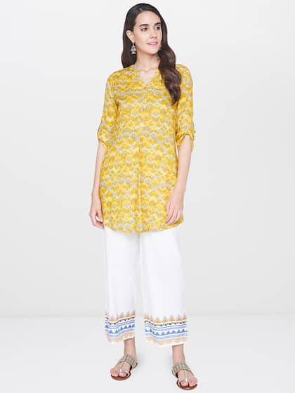 6f55210bcb Tunics for Women - Buy Tunic Tops For Women Online in India