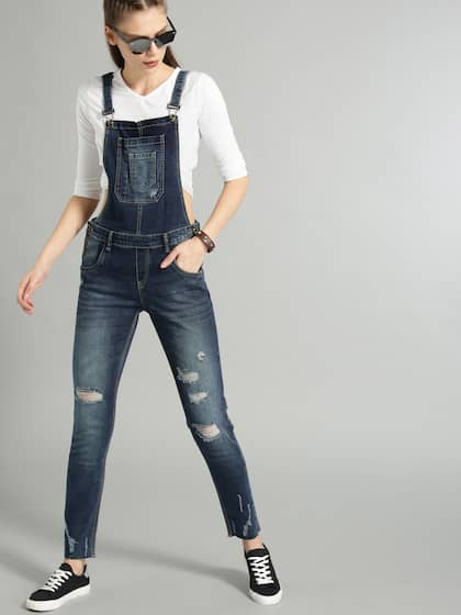 Dungarees , Buy Dungarees Dress for Women Online , Myntra