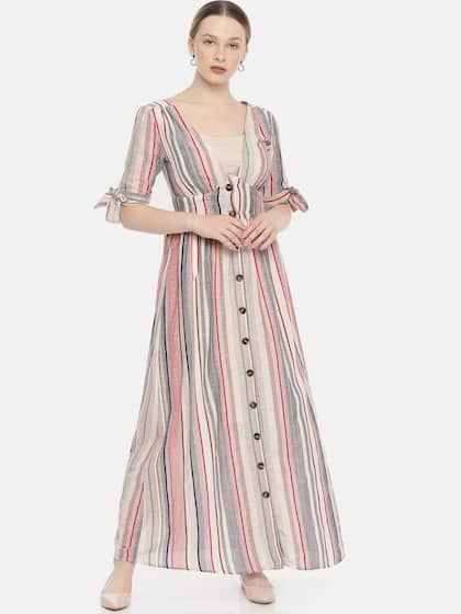 68fef087709 Striped Dresses - Buy Striped Dresses online in India