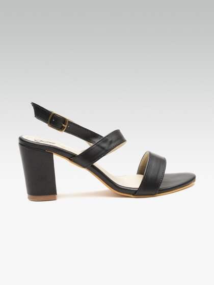 f8a85903b21 Heels Online - Buy High Heels, Pencil Heels Sandals Online | Myntra