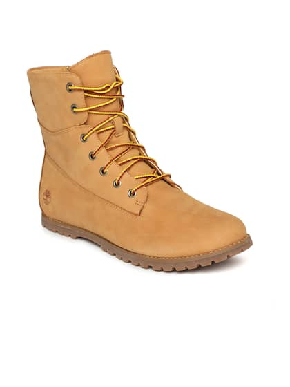 9ea53d68dd Womens Boots - Buy Boots for Women Online in India | Myntra