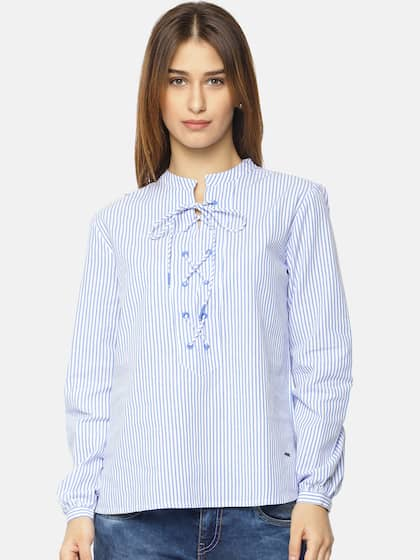 acb02dcc05 Pepe Jeans Tops - Buy Pepe Jeans Tops Online in India