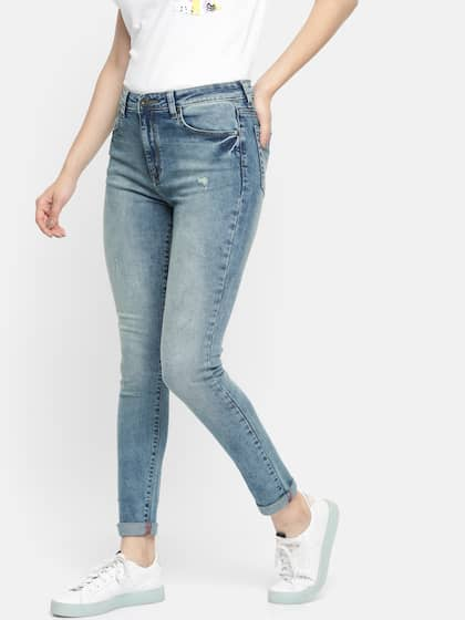 8df12abedad8d1 Ripped Jeans - Shop for Ripped Jeans Online in India | Myntra