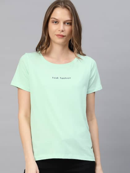 a5384d42e38ef T-Shirts for Women - Buy Stylish Women's T-Shirts Online   Myntra