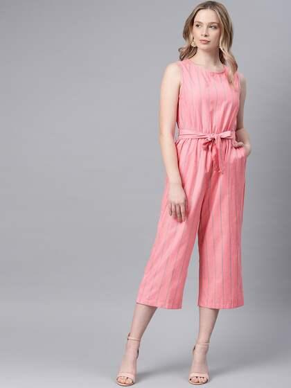 638e8e3f338 Cotton Jumpsuit - Buy Cotton Jumpsuit online in India