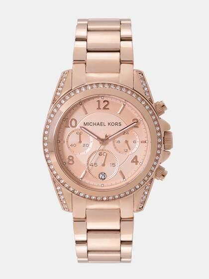bfaa69eff724 Michael Kors Watches - Buy Michael Kors Watch for Men   Women Online