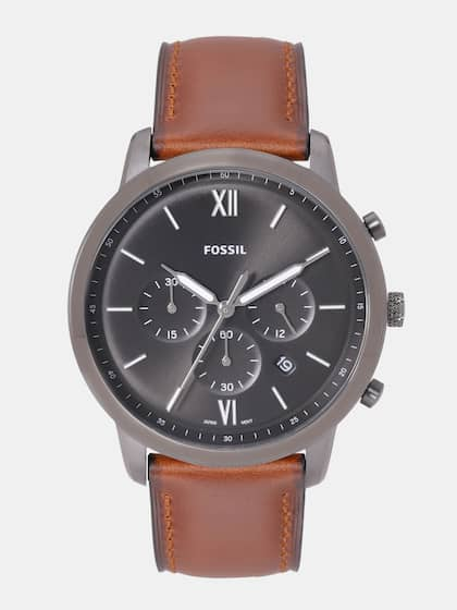 c92190066 Fossil Watches - Shop for Fossil Watch Online in India | Myntra