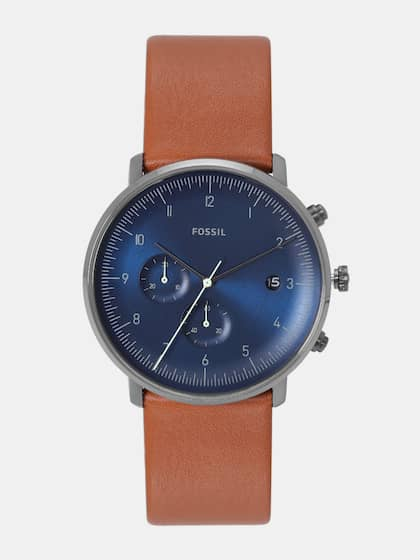 adae1dcae Fossil Watches - Shop for Fossil Watch Online in India | Myntra