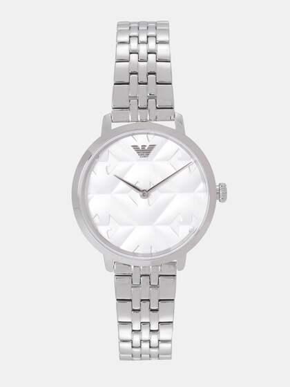 2a17f071462779 Emporio Armani Watches - Buy Emporio Armani Watches | Myntra
