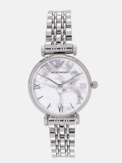 678ef1e50 Emporio Armani Watches - Buy Emporio Armani Watches   Myntra