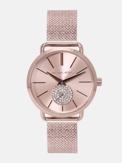 a5b38893e2f Michael Kors Watches - Buy Michael Kors Watch for Men   Women Online