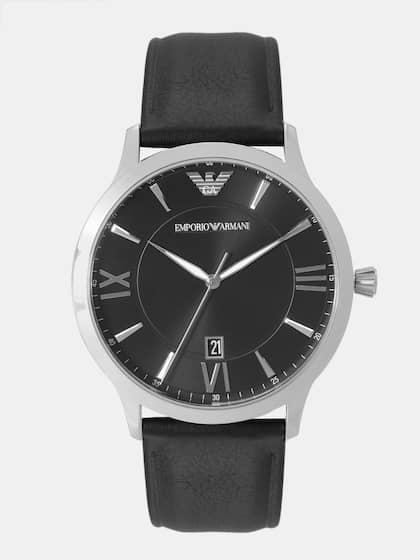 feb5a1183 Emporio Armani Watches - Buy Emporio Armani Watches   Myntra