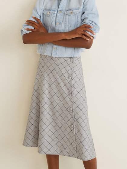 681d505c3 Mango Skirts - Buy Mango Skirts online in India