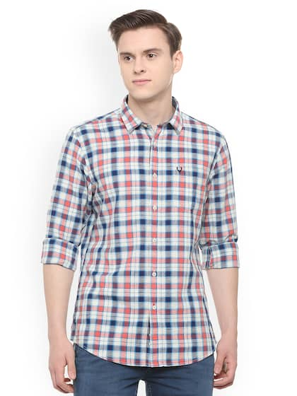 aed7a297 Allen Solly Shirt - Buy Allen Solly Shirts Online | Myntra