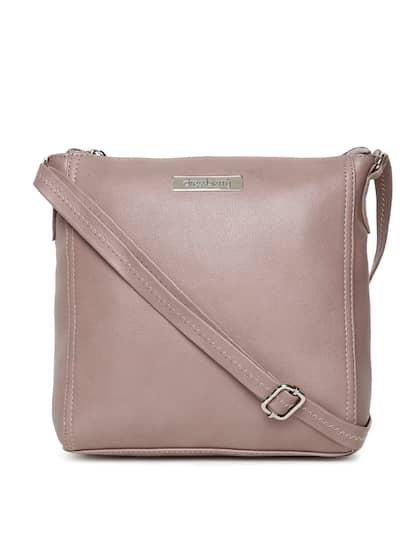 7991fb63496 DressBerry. Solid Sling Bag. Sizes: Onesize