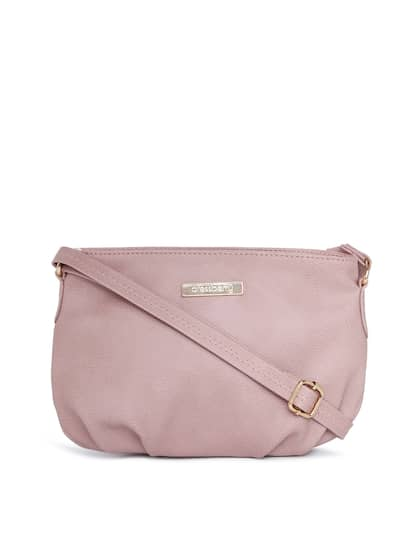 d7d2165575f Pink Sling Bags - Buy Pink Sling Bags online in India