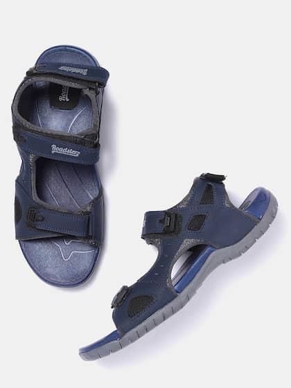 abec831d3bf08 Sandals For Men - Buy Men Sandals Online in India | Myntra