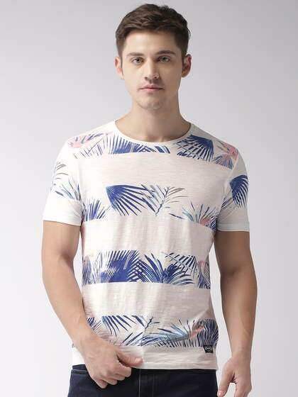 fd79a11bf04 Floral Print Tshirts - Buy Floral Print Tshirts online in India