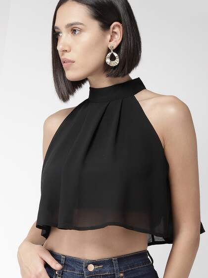 105d1eedcdb44e Forever 21 Crop Tops - Buy Forever 21 Crop Tops online in India